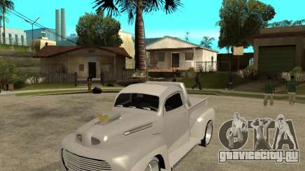 Ford F1 Pickup Hotrod 49 для GTA San Andreas