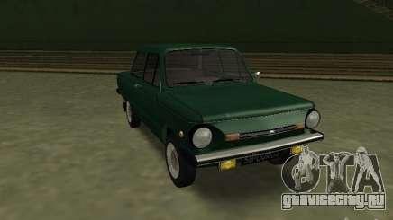 ЗАЗ-968М для GTA San Andreas