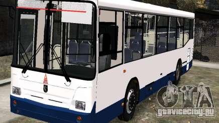 НефАЗ 5299-10-15 для GTA 4