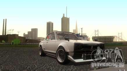 Nissan 2000GTR V2 для GTA San Andreas