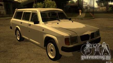 ГАЗ 311021 Волга для GTA San Andreas