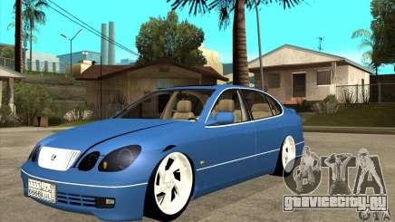 Lexus GS300 V 2003 для GTA San Andreas
