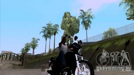 Harley Davidson FXD Super Glide для GTA San Andreas