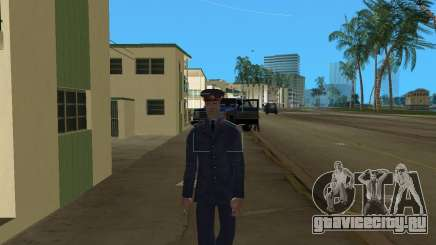 Русский мент для GTA Vice City