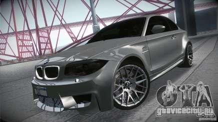 BMW 1M E82 Coupe 2011 V1.0 для GTA San Andreas