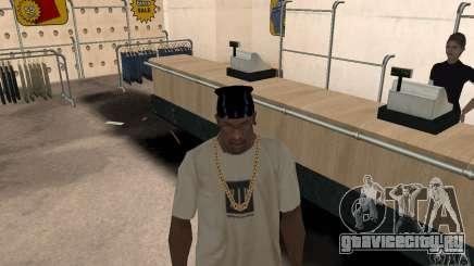 Бандана batman для GTA San Andreas