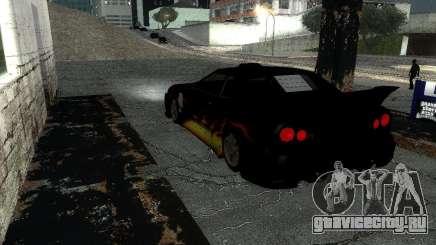 Винил Барона из Most Wanted для GTA San Andreas