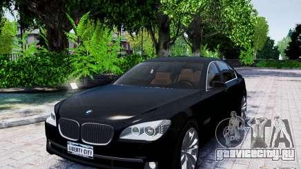 BMW 750Li для GTA 4