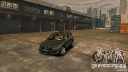 Volkswagen Tiguan для GTA 4
