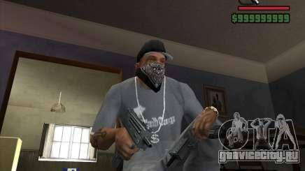 Микро UZI для GTA San Andreas
