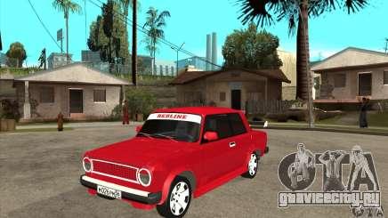 ВАЗ 2101 2-ух дверное купе для GTA San Andreas