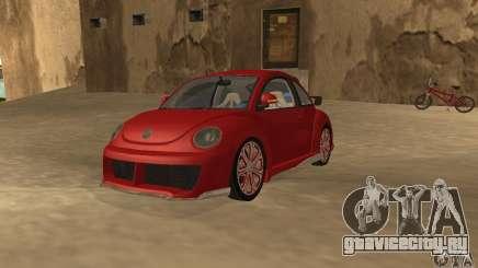 Volkswagen Bettle Tuning для GTA San Andreas