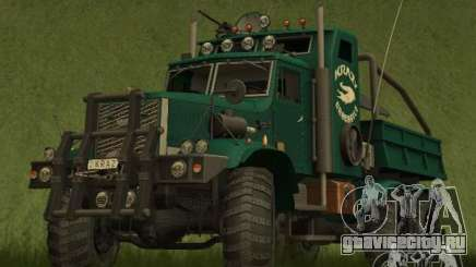 KrAZy Crocodile для GTA San Andreas