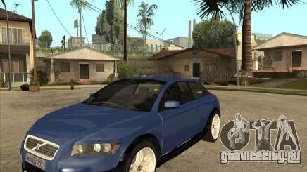 VOLVO C30 Sport 2009 для GTA San Andreas