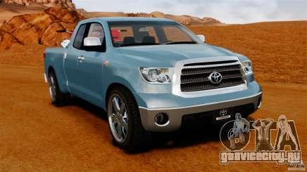 Toyota Tundra 2011 для GTA 4