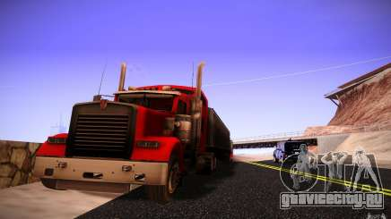 Kenworth W 900L для GTA San Andreas