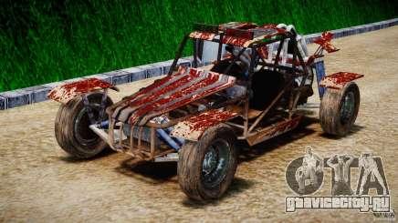 Buggy Avenger v1.2 для GTA 4