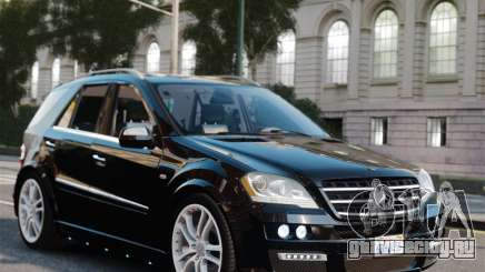 Mercedes-Benz ML Brabus 2009 для GTA 4