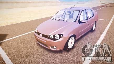 Fiat Albea Sole (Bug Fix) для GTA 4