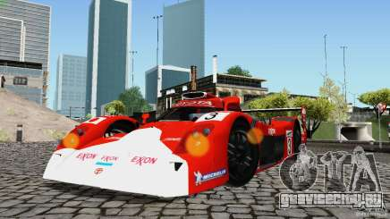 Toyota GT-One TS020 для GTA San Andreas