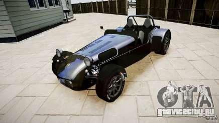 Caterham 7 Superlight R500 для GTA 4