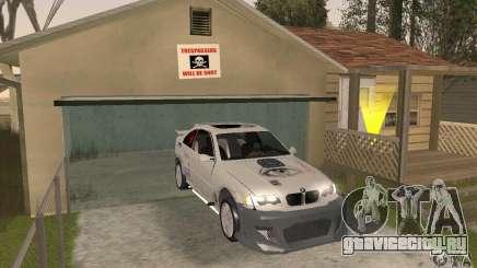 BMW M3 Hamman Street Race для GTA San Andreas