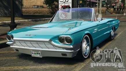 Ford Thunderbird Light Custom 1964-1965 v1.0 для GTA 4