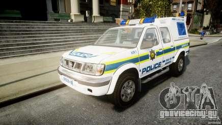 Nissan Frontier Essex Police Unit для GTA 4