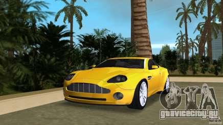 Aston Martin V12 Vanquish 6.0 i V12 48V (2004 - 2007 г.в.) v2.0 для GTA Vice City
