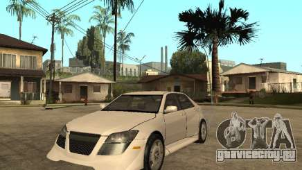 Lexus IS300 NFS Carbon для GTA San Andreas