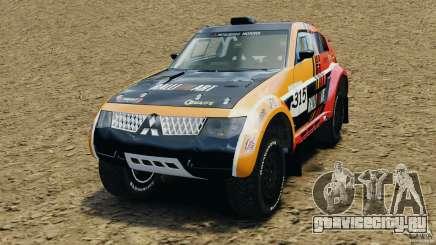 Mitsubishi Pajero Evolution MPR11 для GTA 4