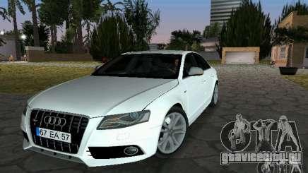 Audi S4 2010 для GTA Vice City