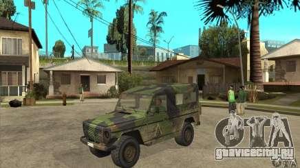 Mercedes Wolf для GTA San Andreas