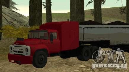 ЗиЛ 130 Тягач для GTA San Andreas