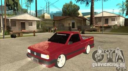 Volkswagen Saveiro Summer для GTA San Andreas