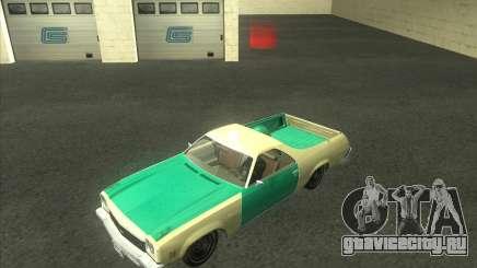 1973 Chevrolet El Camino (old) для GTA San Andreas