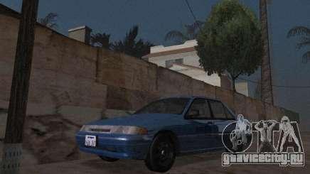 Mercury Tracer 1993 для GTA San Andreas