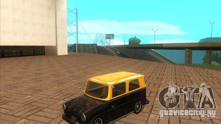 VW Typ 147 - Fridolin для GTA San Andreas