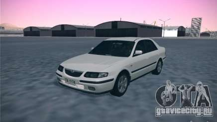 Mazda 626 GF 1999 для GTA San Andreas