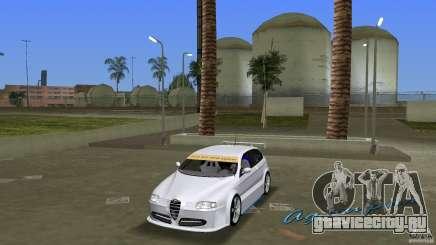 Alfa Romeo 147 для GTA Vice City