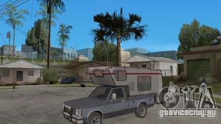 Chevrolet S-10 Kemper v2.0 для GTA San Andreas