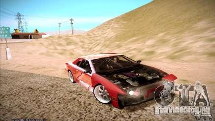 Elegy 180SX для GTA San Andreas
