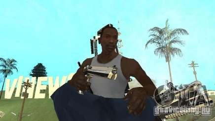 Weapons Pack для GTA San Andreas