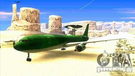 Boeing E-767 для GTA San Andreas