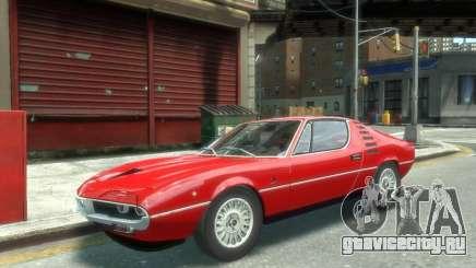 Alfa Romeo Montreal 1970 для GTA 4