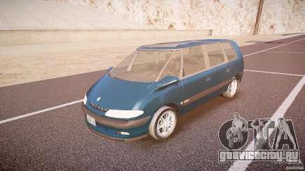 Renault Grand Espace III для GTA 4