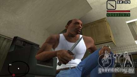 Штык-нож АКМ для GTA San Andreas