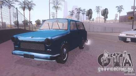 Trabant 601S для GTA San Andreas