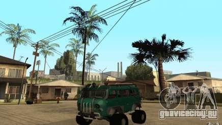 УАЗ Буханка hard off-road для GTA San Andreas