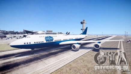 Pan Am Conversion для GTA 4
